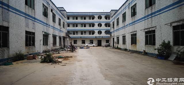公明长圳独院二栋二层厂房5600㎡招租