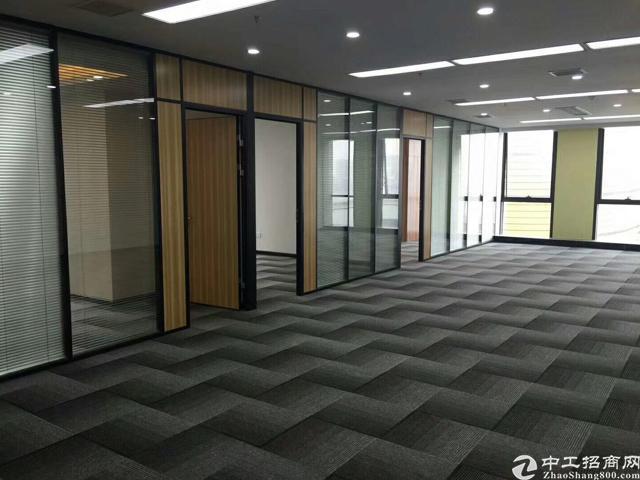 武昌北外滩地标,豪装带家具,地铁口江景房,拎包办公