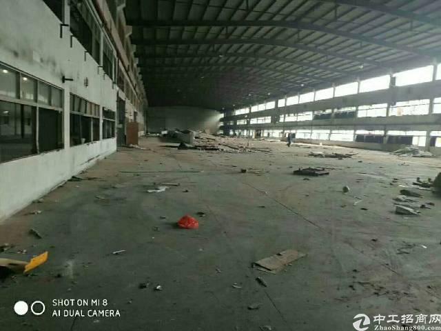 塘厦新出物流仓库36000平米招租东深二线旁