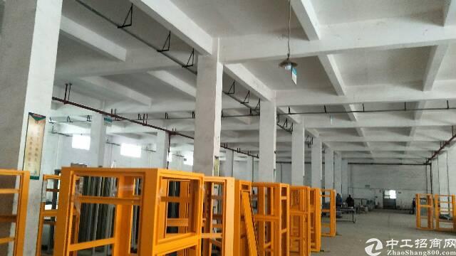 东莞原房东厂房1万平方,有红本,可办环保。
