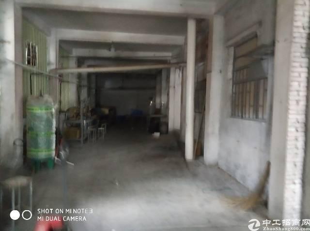 清溪三中新出小面积标准厂房550平米一楼,水电齐全。
