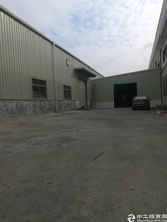 惠东白花谟岭工业园独栋铁皮房800平米
