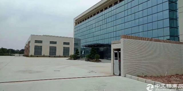 惠州占地680亩国有土地证厂房出售