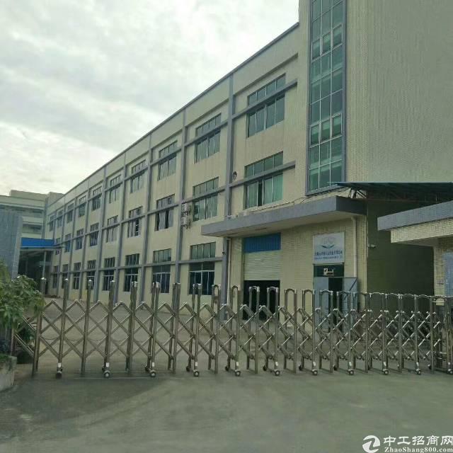 虎门镇龙眼工业区原房东实际面积出租楼上3000平方
