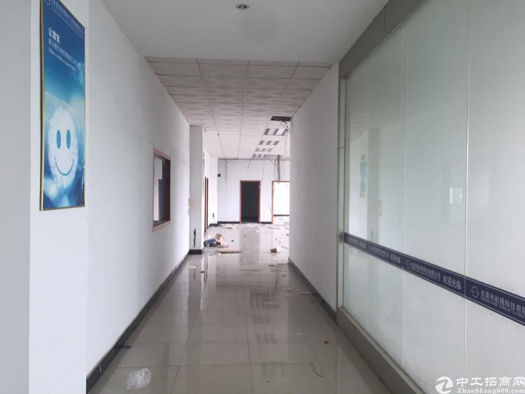 长安镇上沙新出楼上500平带办公室装修厂房出租