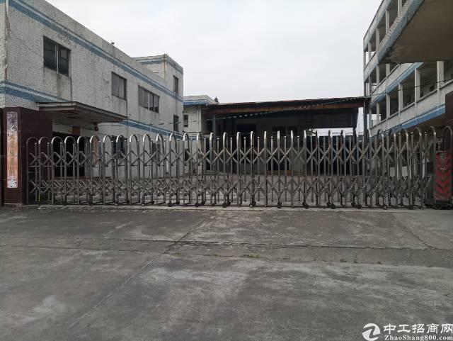 长安镇乌沙原房东独门独院7000平,滴水9米