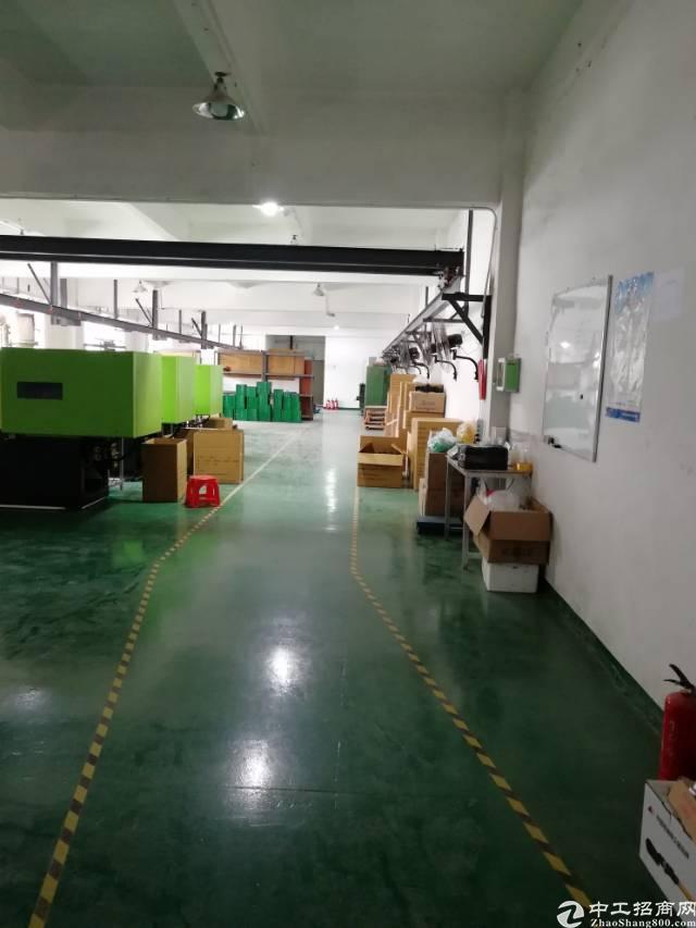 西乡固戍带装修700平标准厂房出租