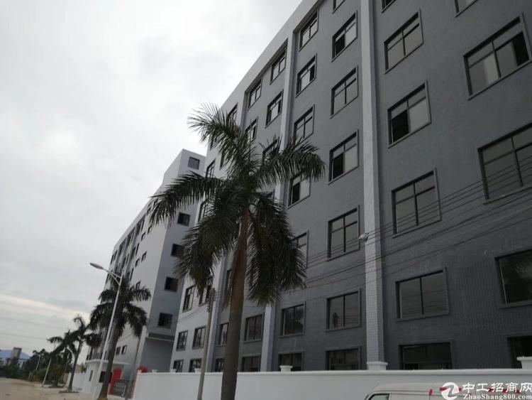 长安沿江高速新出楼上1400平带装修厂房出租