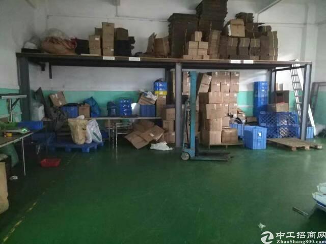 长安镇大型成熟工业园带豪华装修厂房招租