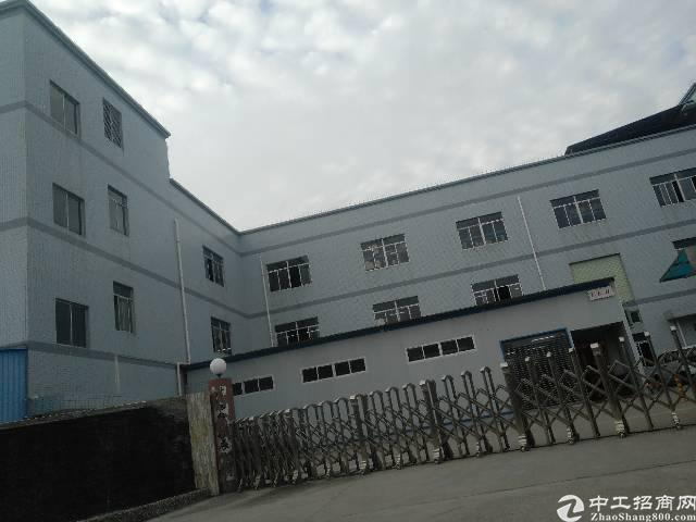 陈江全新厂房2300一平,可分开卖