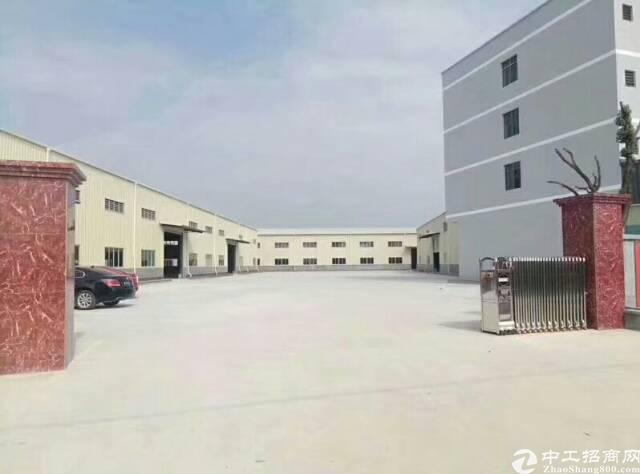 东莞东城温塘新岀1500平方单一层厂房