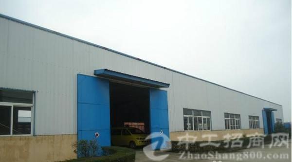 南城靠万江环城路口1000平钢结构厂房出租可办环评