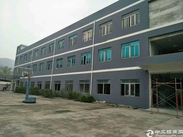 惠州博罗租金非常便宜的标准5200平方厂房出租