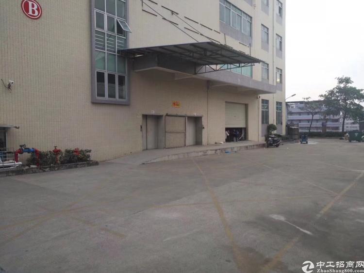 凤岗独栋原房东厂房6300平米带红本出租