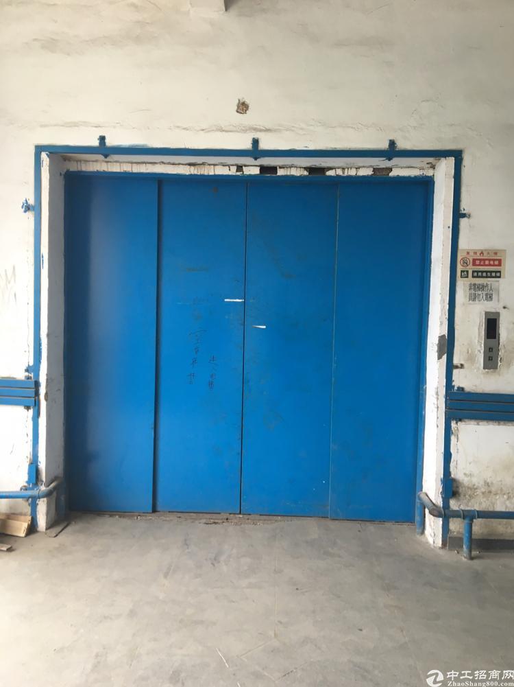 公明根玉路边楼上500平带装修5吨货梯