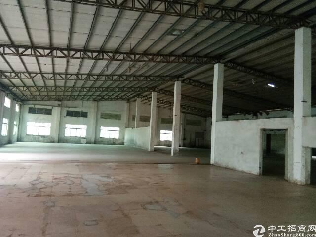 清溪大利新出敢12米钢构厂房15000㎡出租