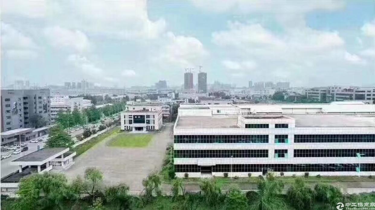 福永原房东红本独院厂房30000平方合同年限十年