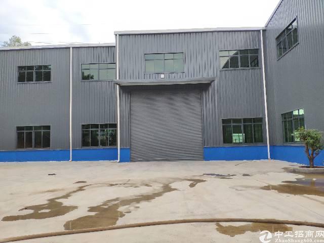 龙岗坪地滴水11米厂房出租10000平方