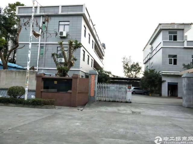 惠阳新圩镇占地2000㎡建筑4550平方㎡大工业园内独院标准