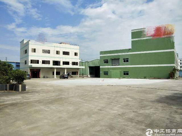 大朗钢构工业园分组钢构6000平,可以做仓库。