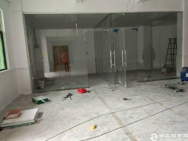 惠阳秋长标准厂房2楼600平厂房出租,可办环评