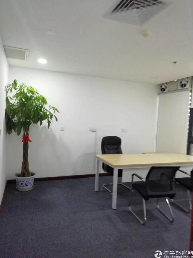 创业福地+汉街万达小型办公室.精装全配可注冊近地铁