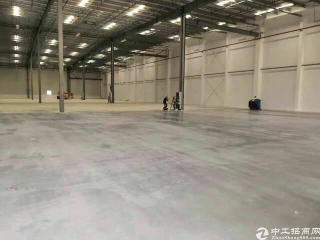 蔡甸高台库27000平米,独栋厂房,可仓储物流配套全