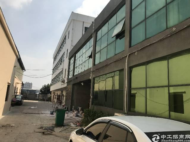 东莞市中堂镇占地12亩建筑7082平方村委厂房出售