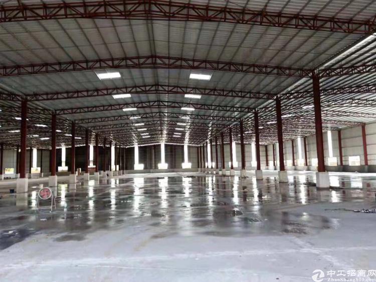 博罗圆洲镇中心全新钢构六年回本急售