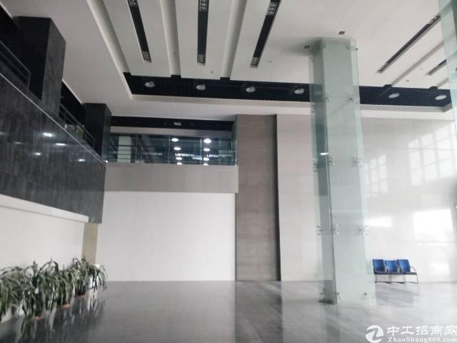 标准一楼厂房8米高,带精装修办公室