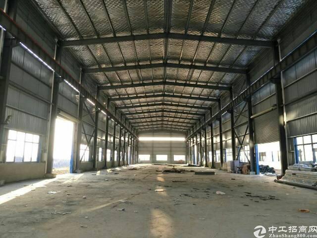 横店独门独院钢结构厂房,2000平米可生产加工,仓储物流