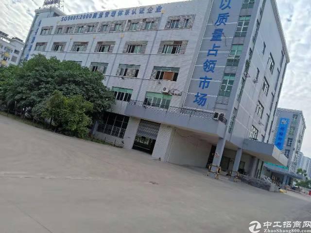 平湖业主直租红本厂房2800平出租(可分)