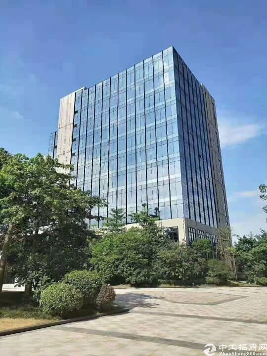 地铁口原房东新建甲级红本写字楼30000平米出售