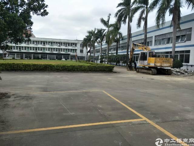 东莞8000平米单一层厂房出售