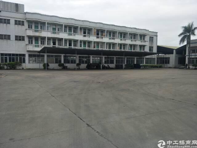 东莞市北部投资笋盘350万厂房出售