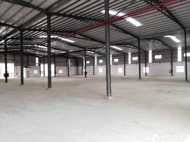 东莞市虎门镇沙角单一层钢构厂房带蒸汽-图3