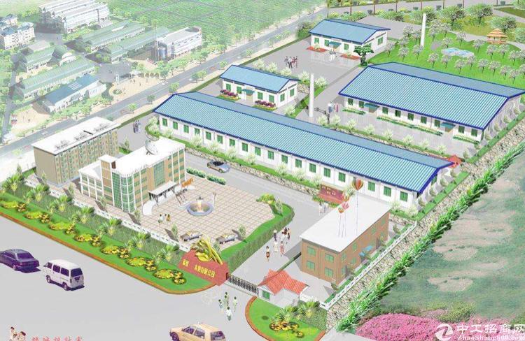 惠州博罗14000平工业用地出售