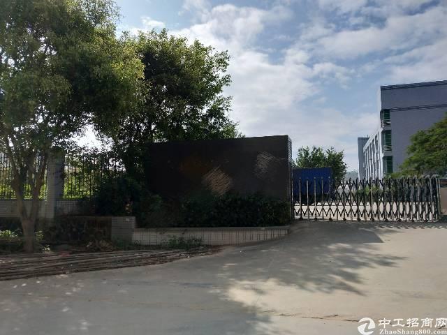 东莞国有证标准厂房30800平米