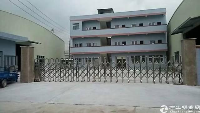 独院厂房钢结构6600平方出售