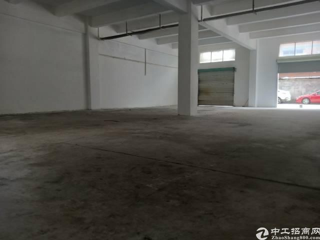 平湖富明工业区一楼厂房出租