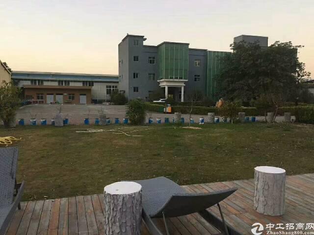 深圳新出独院带红本厂房4600平