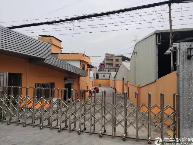 东莞市虎门镇沙角单一层钢构厂房带蒸汽-图2