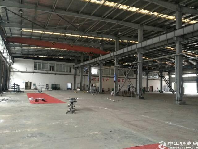 阳逻开发区独栋2000平米钢结构厂房出售,独立产权。