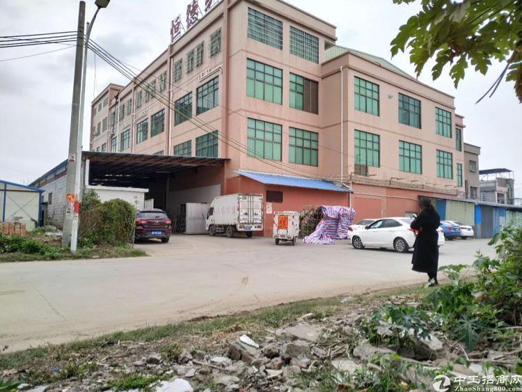 博罗长宁镇村委合同占地6100
