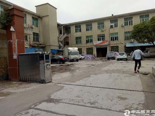 平湖华南城新木村小独院厂房3000㎡招租