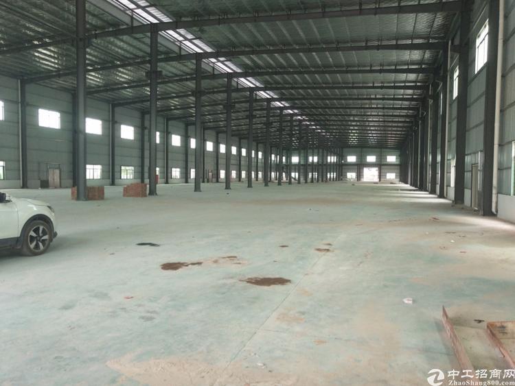 5000平米集体证钢构厂房出售