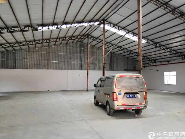 东莞市虎门镇沙角单一层钢构厂房带蒸汽-图4