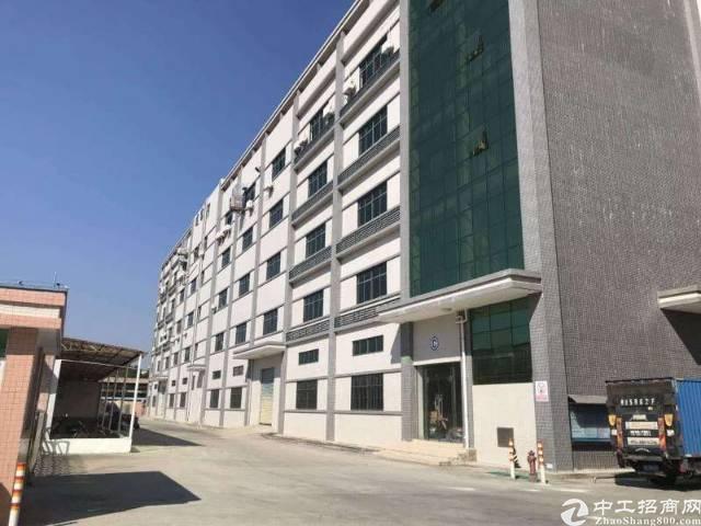 惠阳省道旁高速路口旁原房东独门独院标准厂房