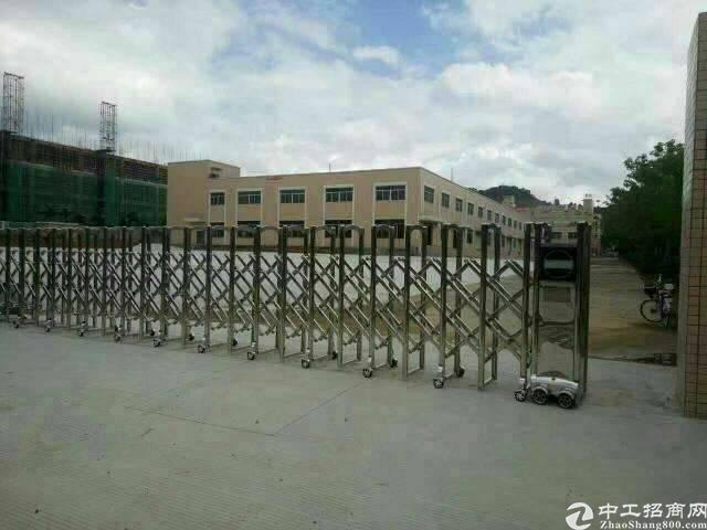 惠东县白花镇356省道旁占地面积41000平米