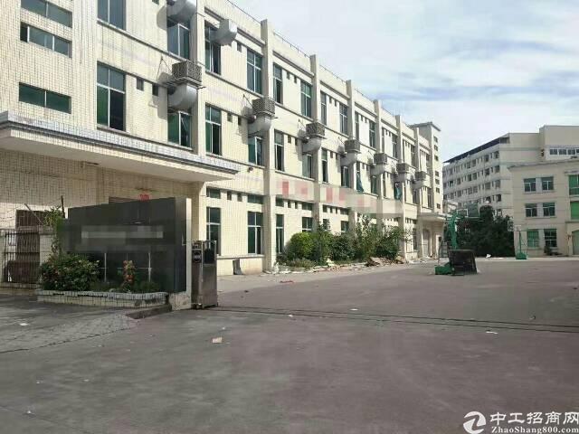 平湖富民工业区一楼原房东800平方米厂房招租